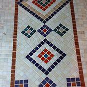 """Для дома и интерьера ручной работы. Ярмарка Мастеров - ручная работа Стол обеденный """"Марокко"""" мозаика. Handmade."""