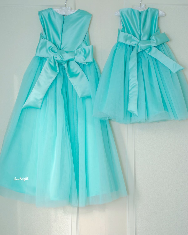 "Нарядное платье ""Тиффани"""