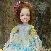 """Куклы и игрушки ручной работы. Ярмарка Мастеров - ручная работа Авторская кукла """"Аннет"""". Handmade."""