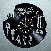 Часы ручной работы. Ярмарка Мастеров - ручная работа Часы: Michael Jackson. Handmade.