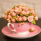 Цветы и флористика handmade. Livemaster - original item Floral arrangement. Handmade.