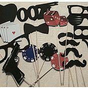 Сувениры и подарки ручной работы. Ярмарка Мастеров - ручная работа Фотобутафория Казино Рояль. Handmade.