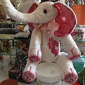 Куклы и игрушки ручной работы. Ярмарка Мастеров - ручная работа Слоненок  Камелия. Handmade.