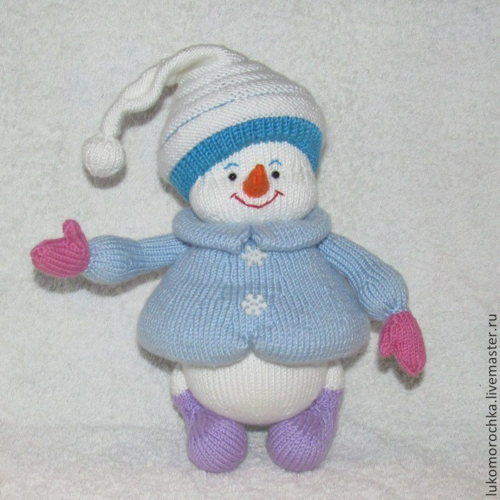 Снеговик Ванечка, Снеговики, Владивосток, Фото №1