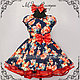 Baby dress 'flower' Art.161/1, Childrens Dress, Nizhny Novgorod,  Фото №1