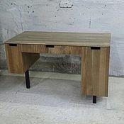 Для дома и интерьера ручной работы. Ярмарка Мастеров - ручная работа Просто стол из дуба. Handmade.