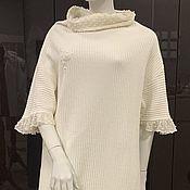 Платья ручной работы. Ярмарка Мастеров - ручная работа Молочное платье. Handmade.
