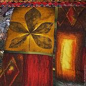 Для дома и интерьера ручной работы. Ярмарка Мастеров - ручная работа Покрывало Африка. Handmade.