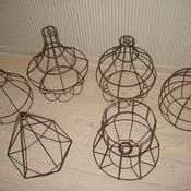 Для дома и интерьера ручной работы. Ярмарка Мастеров - ручная работа Каркасы в стиле лофт. Handmade.