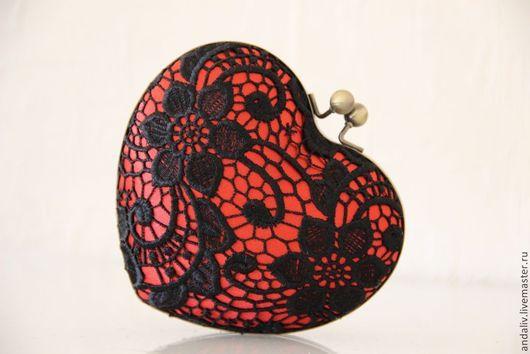 """Женские сумки ручной работы. Ярмарка Мастеров - ручная работа. Купить Сердце клатч """"Тela"""". Handmade. Абстрактный, клатч бокс"""