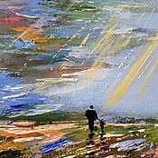 Картины и панно handmade. Livemaster - original item Author`s painting