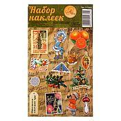 Материалы для творчества handmade. Livemaster - original item Decorative stickers