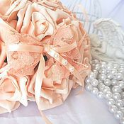Цветы и флористика handmade. Livemaster - original item Interior composition from a latex Balloon of roses in Shabby Chic style, vintage. Handmade.