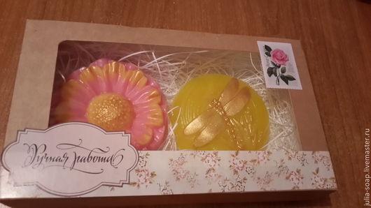 Подарочные коробочки 2 любых мыла на заказ (мужское, женское, детское) 350 руб. Размер коробочки 20х12х4 см, вес мыла примерно 200 гр.