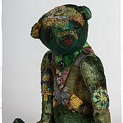Куклы и игрушки ручной работы. Ярмарка Мастеров - ручная работа Мишка Питер. Handmade.