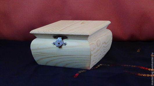 Декупаж и роспись ручной работы. Ярмарка Мастеров - ручная работа. Купить Шкатулка деревянная 12 х 12 х 7см. Handmade.