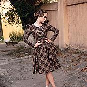 """Одежда ручной работы. Ярмарка Мастеров - ручная работа Платье """" Пять минут до осени..."""". Handmade."""