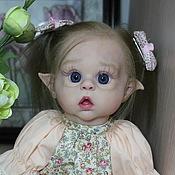 Куклы и игрушки ручной работы. Ярмарка Мастеров - ручная работа Офеличка. Handmade.