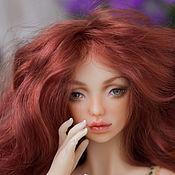 Куклы и игрушки ручной работы. Ярмарка Мастеров - ручная работа Летиция, шарнирная полиуретановая кукла. Handmade.