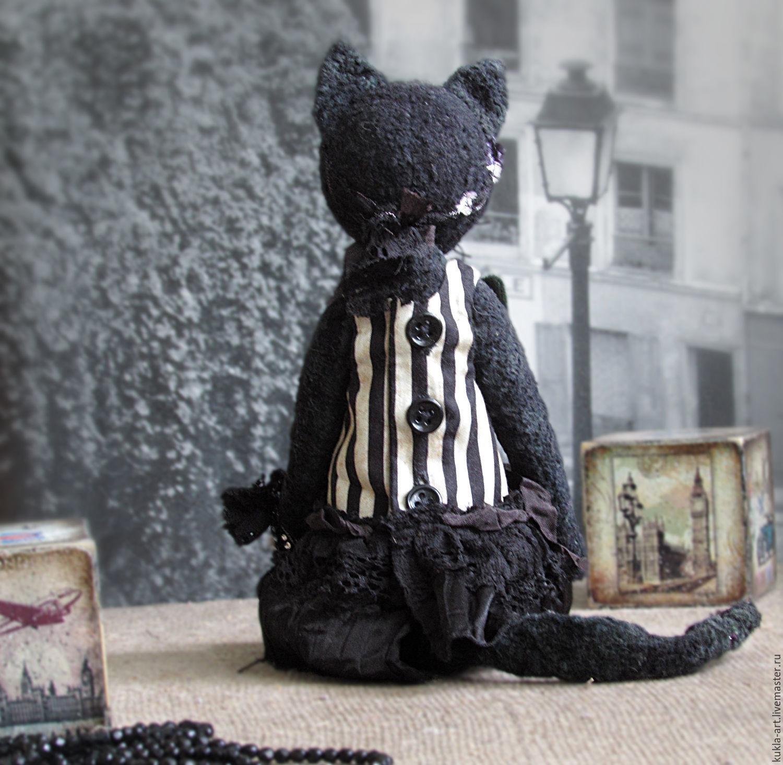 Чарли, тедди-кошка, Мишки Тедди, Мончегорск, Фото №1