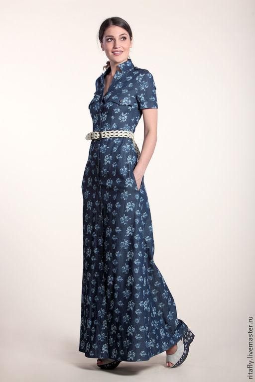 летнее платье рубашка в пол платье из хлопка в пол длинное платье в пол с коротким рукавом платье на пуговицах из хлопка платье летнее макси платье на лето хлопковое платье летнее длинное платье халат