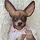 Куклы-младенцы и reborn ручной работы. Ярмарка Мастеров - ручная работа. Купить Барселона (кошка сфинкс). Handmade. Коричневый, amira