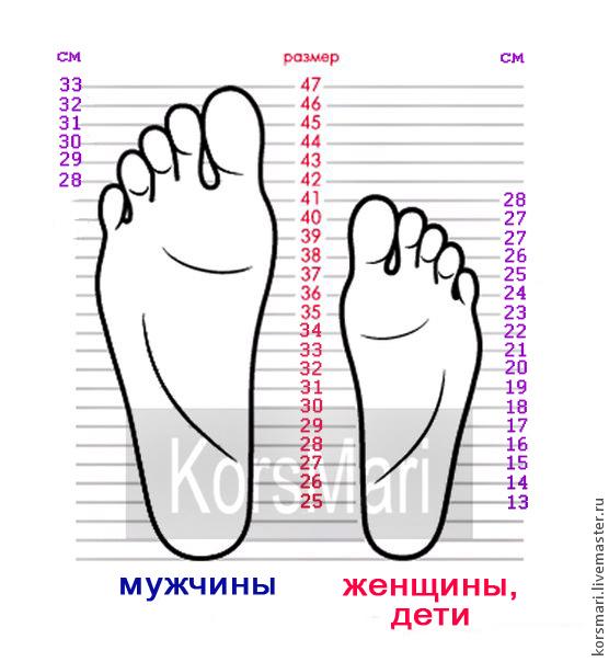 Как на обуви сделать размер меньше