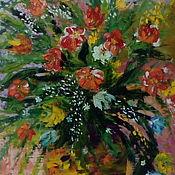 Pictures handmade. Livemaster - original item Bouquet - the mood. Handmade.