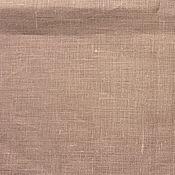 Материалы для творчества ручной работы. Ярмарка Мастеров - ручная работа Лен. 100%. цвет какао с молоком.. Handmade.