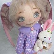 Куклы и игрушки ручной работы. Ярмарка Мастеров - ручная работа Кукла ЗоЙКА моя. Handmade.