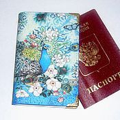 Канцелярские товары handmade. Livemaster - original item Cover (skin), a series of