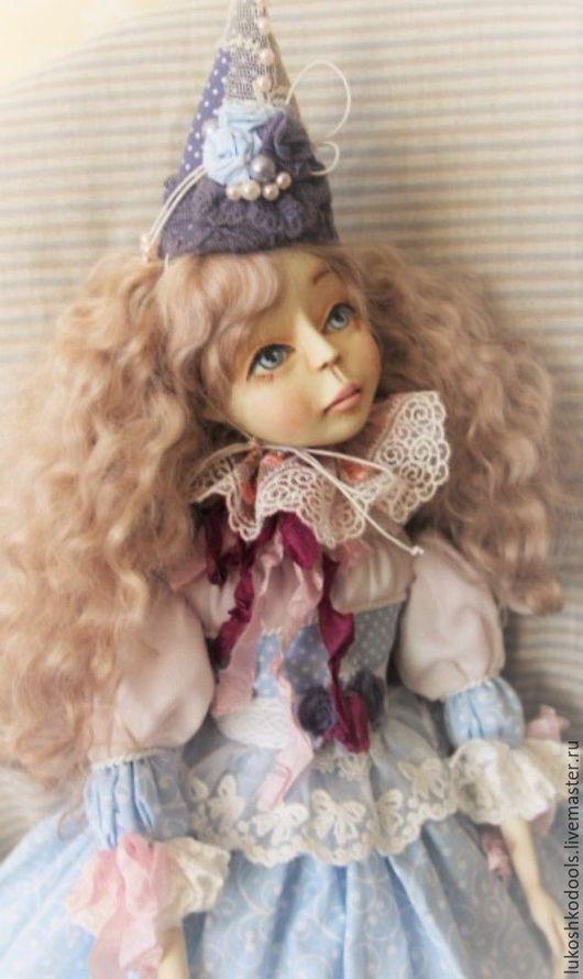 Купить будуарную куклу, купить куклу ручной работы, купить куклу коллекционную, купить куклу интерьерную, кукла лепная из глины, кукла, кукла лепная, кукла в подарок, будуарная кукла ручной работы