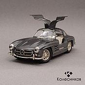 Сувениры и подарки handmade. Livemaster - original item Gull wing Scale model