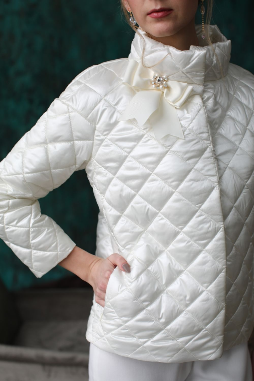 Свадебная курточка Modena, Одежда, Москва,  Фото №1