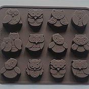 Материалы для творчества ручной работы. Ярмарка Мастеров - ручная работа Форма для мыла, шоколада.. Handmade.