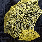 Зонты ручной работы. Ярмарка Мастеров - ручная работа Комплект №23. Handmade.