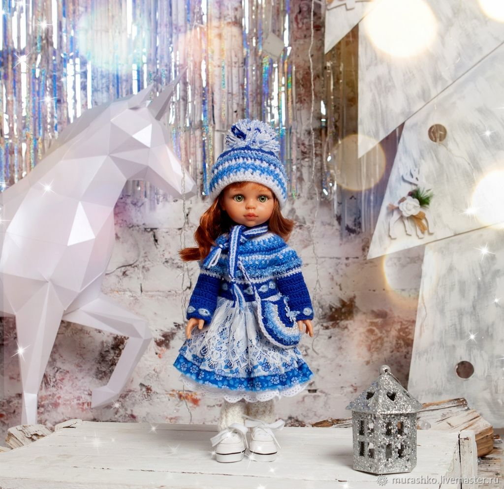 Паола Рейна № 8, Одежда для кукол, Таганрог,  Фото №1