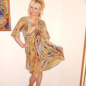 Одежда ручной работы. Ярмарка Мастеров - ручная работа платье- Сказка 1. Handmade.