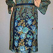 Одежда handmade. Livemaster - original item Dress pavlogoradsky stoles