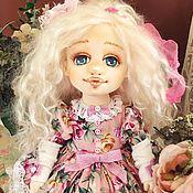 Куклы и игрушки ручной работы. Ярмарка Мастеров - ручная работа Розита. Коллекционная текстильная кукла.. Handmade.