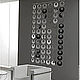 Элементы интерьера ручной работы. Ярмарка Мастеров - ручная работа. Купить CIRCLE DECO деревяные- пластиковые элементы интерьера. Handmade.