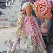 Куклы и игрушки ручной работы. Ярмарка Мастеров - ручная работа Роузи. Тильда. Handmade.