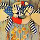 Игрушки животные, ручной работы. Заказать Коты Моряки. Куклы и игрушки  (loskytistorii). Ярмарка Мастеров. Котик, игрушка, лето, отдых