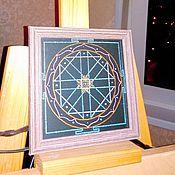 Фен-шуй и эзотерика handmade. Livemaster - original item Yantra: Saturn`s Yantra. Handmade.