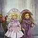 Коллекционные куклы ручной работы. Я другой судьбы не знаю,только сцена и дорога.. Надежда Смирнова. Ярмарка Мастеров. Кукла интерьерная