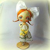 Куклы и игрушки ручной работы. Ярмарка Мастеров - ручная работа Летнее тепло Души.... Handmade.
