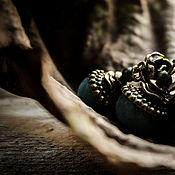 Украшения ручной работы. Ярмарка Мастеров - ручная работа Волна - серьги. Handmade.