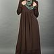 Платья ручной работы. Vacanze Romane-1006. deRvoed Lena. Ярмарка Мастеров. Длинное платье, трикотаж