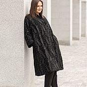 Одежда handmade. Livemaster - original item Lined raincoat sizes 56-60. Handmade.