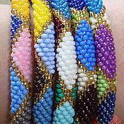 Украшения ручной работы. Ярмарка Мастеров - ручная работа Многоярусные браслеты-гайтаны. Handmade.